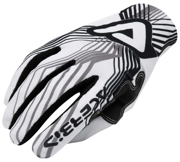 Gloves Acerbis Motocross Mx-x3 White