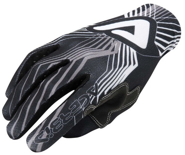 Gloves Acerbis Motocross Mx-x3 Black