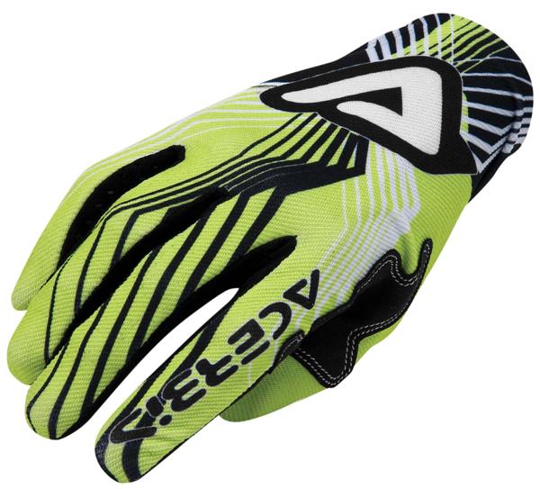 Gloves Acerbis Motocross Mx-x3 Green