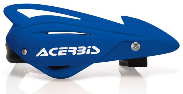 TRI FIT Handguards Acerbis Blue