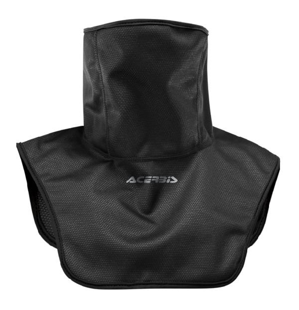 Windproof Collar Black Acerbis Dalby