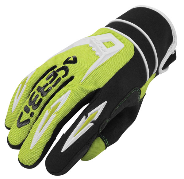 Cross X2 Gloves Acerbis MX Green