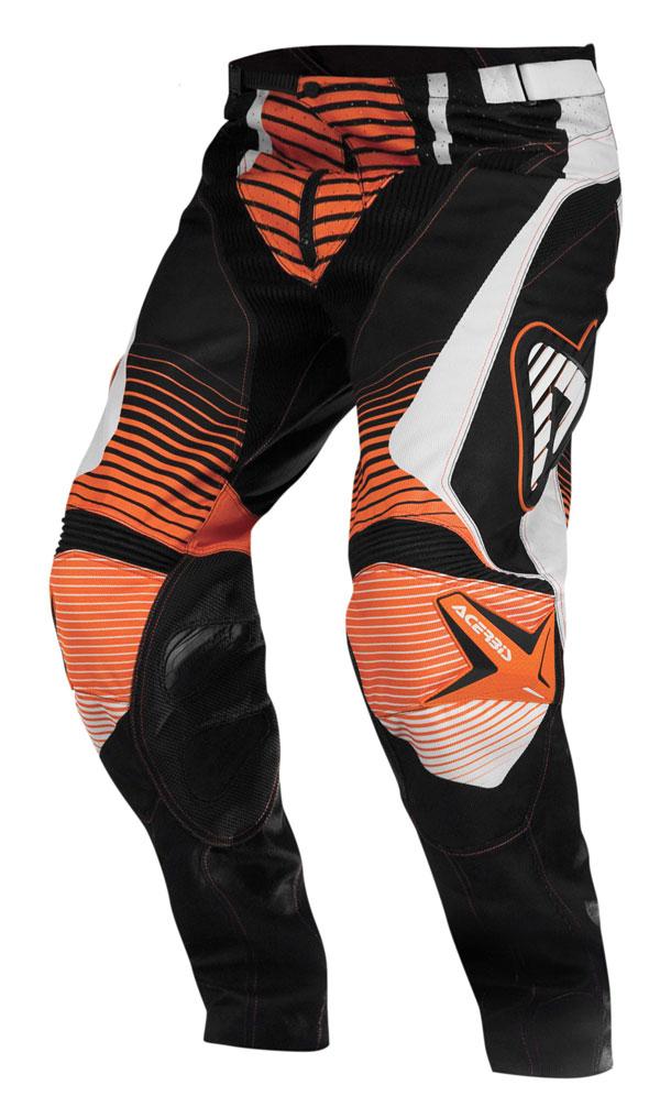 Pants cross Acerbis Impact Orange