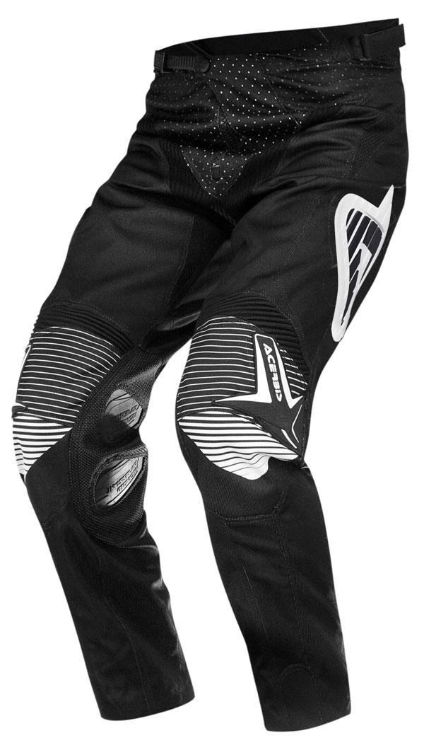 Pantaloni cross Acerbis Impact Nero