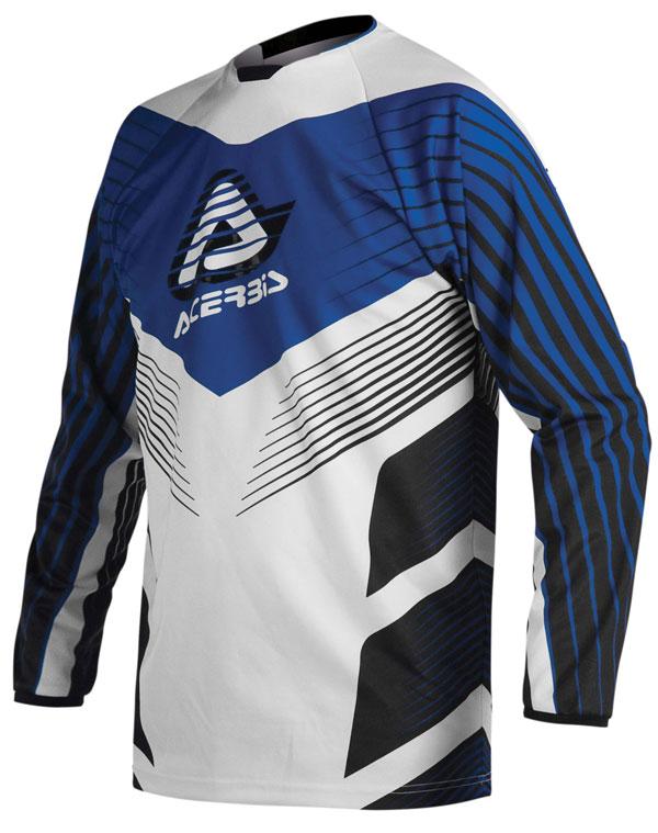 Jersey Blue Cross Acerbis Profile