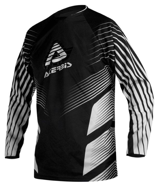 Jersey cross Acerbis Profile Black