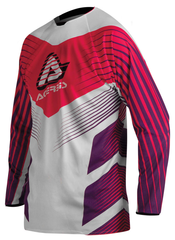 Jersey cross Acerbis Profile Pink