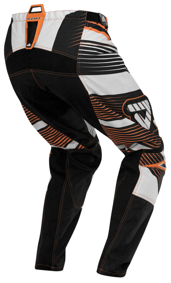 Orange Pants cross Acerbis Profile