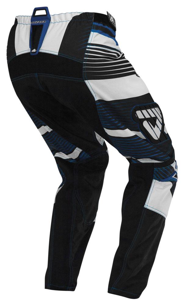 Blue Cross Pants Acerbis Profile