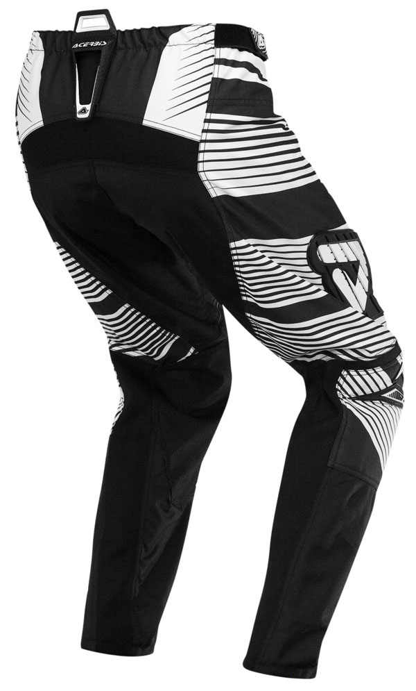 Pantaloni cross Acerbis Profile Nero