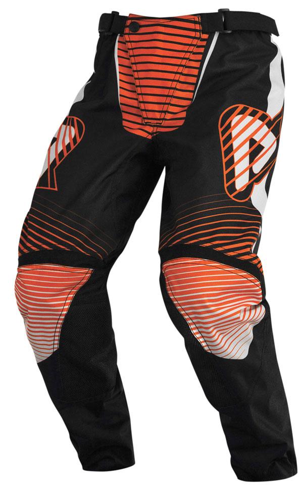 Pantaloni cross bambino Acerbis Impact Arancio