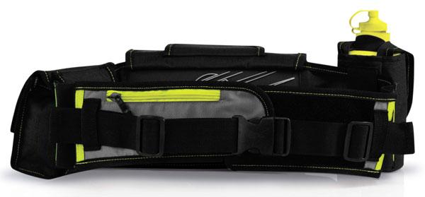 Multi-pocket pouch Acerbis Impact Black Yellow