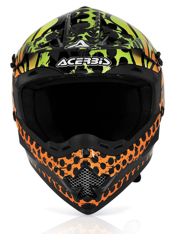 Casco cross Acerbis Profile Brain