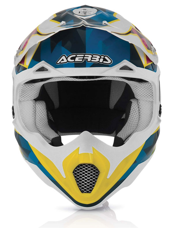 Cross helmet Acerbis Impact Rave
