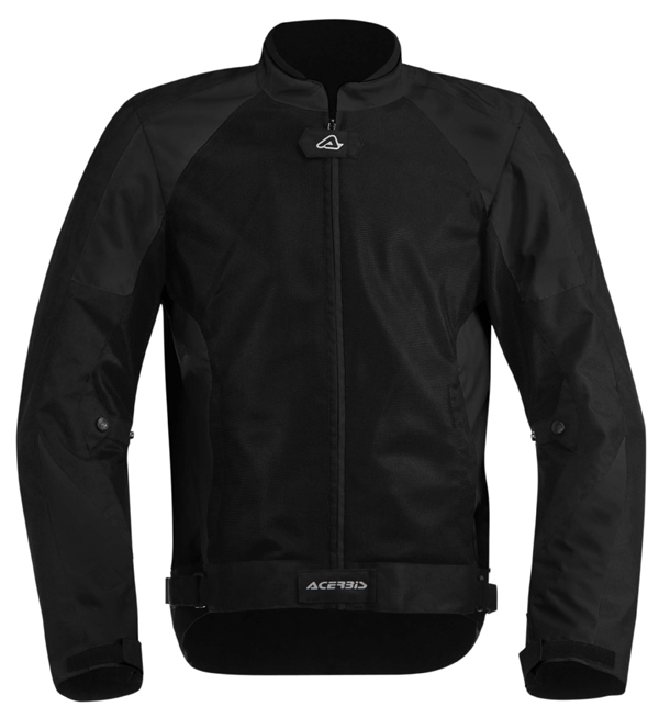 My motorcycle jacket Ramsey Acerbis Vented Black