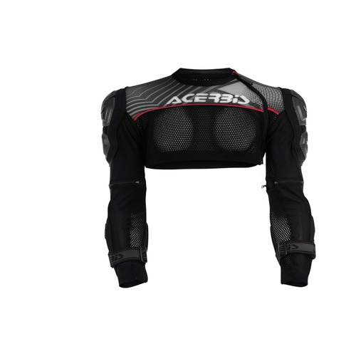 Back Protector 2.0 Acerbis Cosmo Jacket Black Red