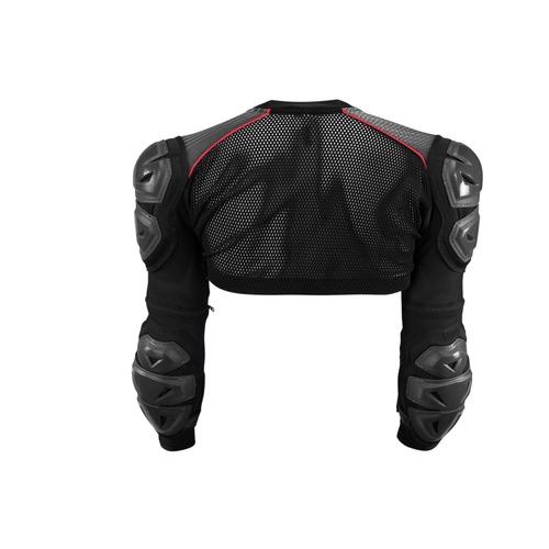 Protezione schiena Acerbis Cosmo 2.0 jacket Nero Rosso