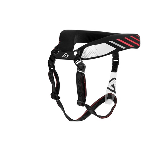 Collare bambino Acerbis Stabilizing Collar Junior 2.0 Nero Rosso