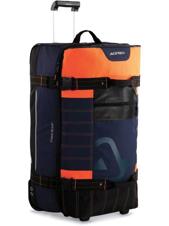 Borsa moto Acerbis X-Trip Arancio Blu
