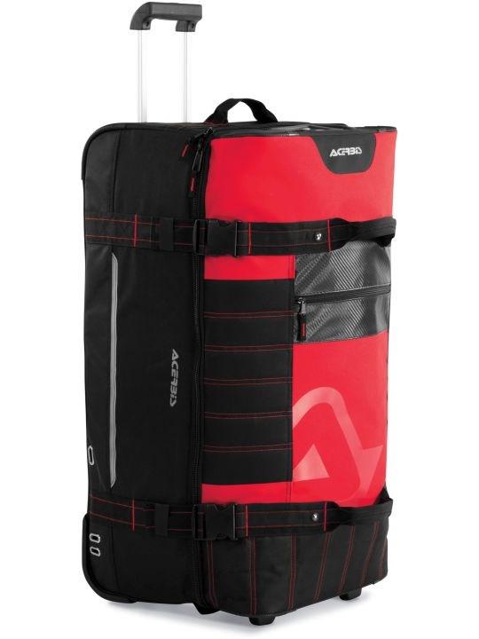 Borsa moto Acerbis X-Trip Rosso Nero