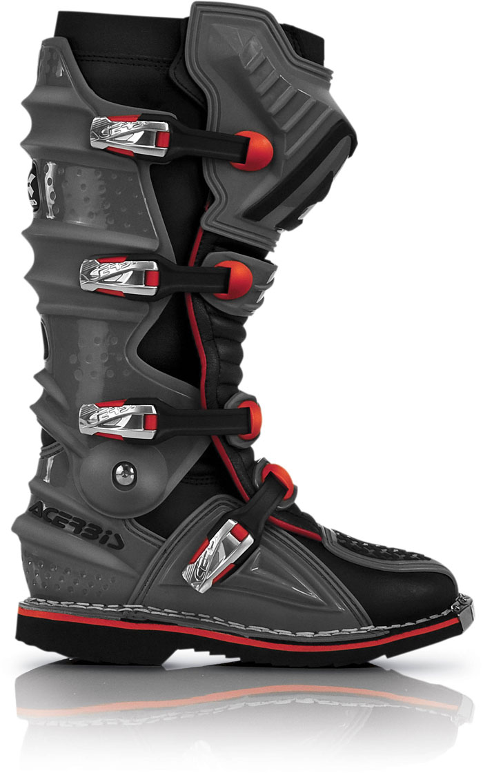 Boots cross Acerbis X-Move 2.0 level 2 Grey