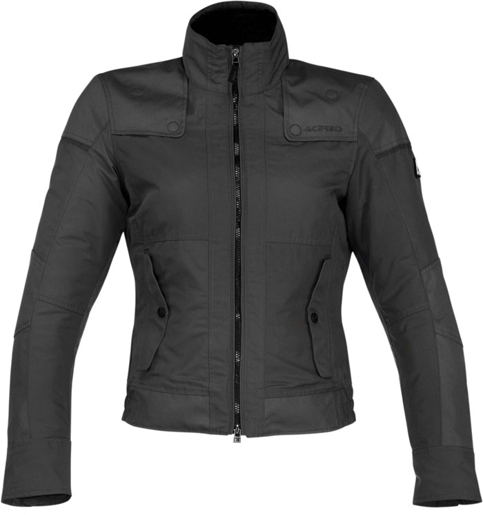 Motorcycle jacket woman Acerbis Melrose Lady Grey