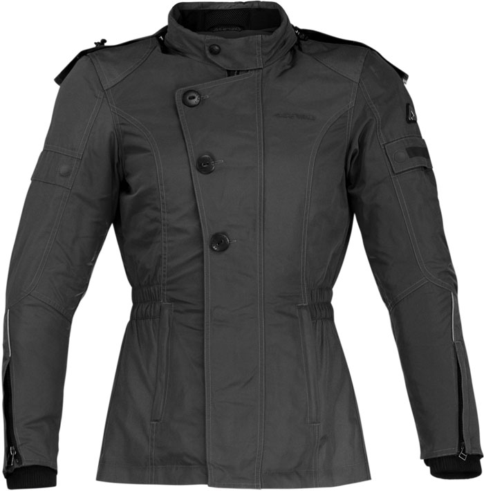 Victory motorcycle jacket woman Acerbis Lady Grey