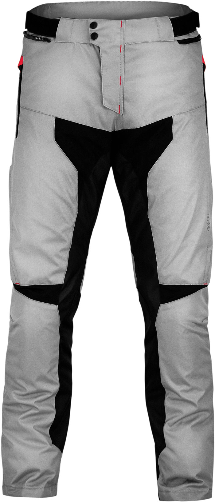 Motorcycle trousers Acerbis Adventure Black Grey