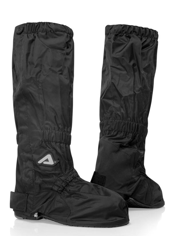 Acerbis Waterproof Shoe Covers Black