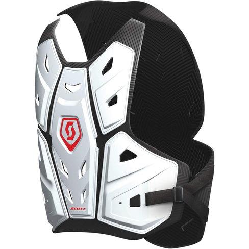 Protection Scott Commander Body Armor White