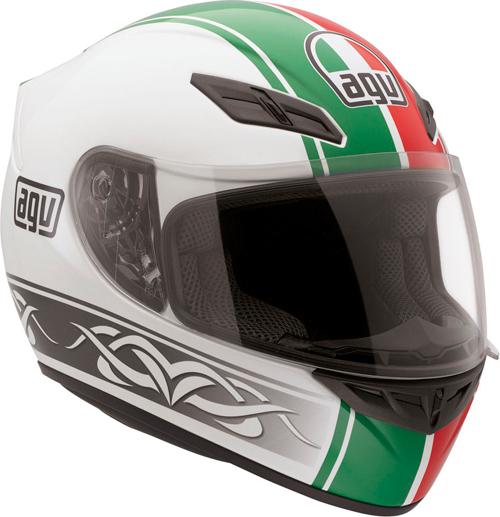 Agv K-4 Evo Multi Roadster Italia full-face helmet