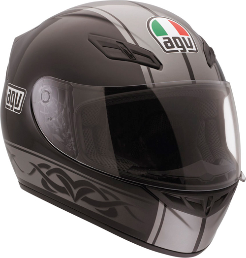Agv K-4 Evo Multi Roadster full-face helmet black-gunmetal