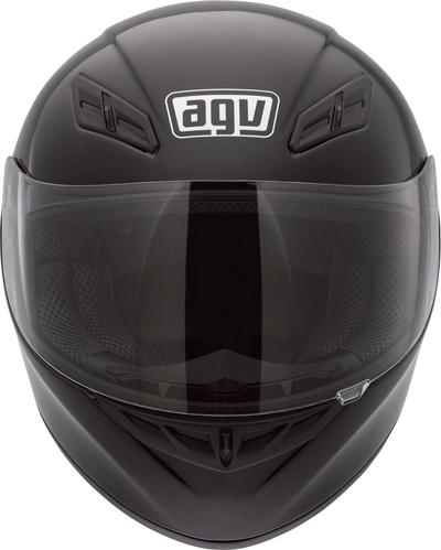 Agv K-4 Evo Mono full-face helmet black gloss