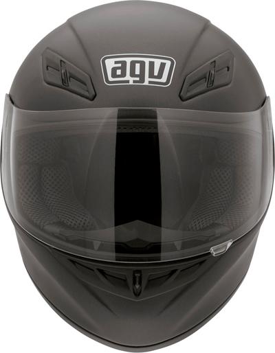 Casco moto Agv K-4 Evo Mono nero opaco