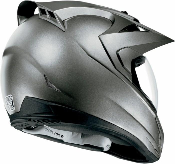 Icon Variant Helmet Full Gloss Silver