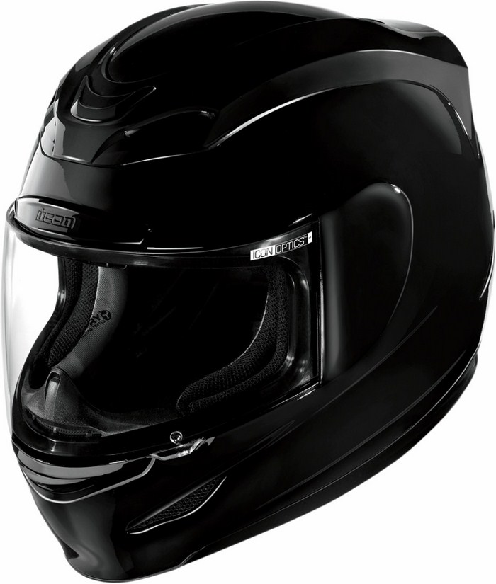 Casco integrale Icon Airmada Gloss Nero