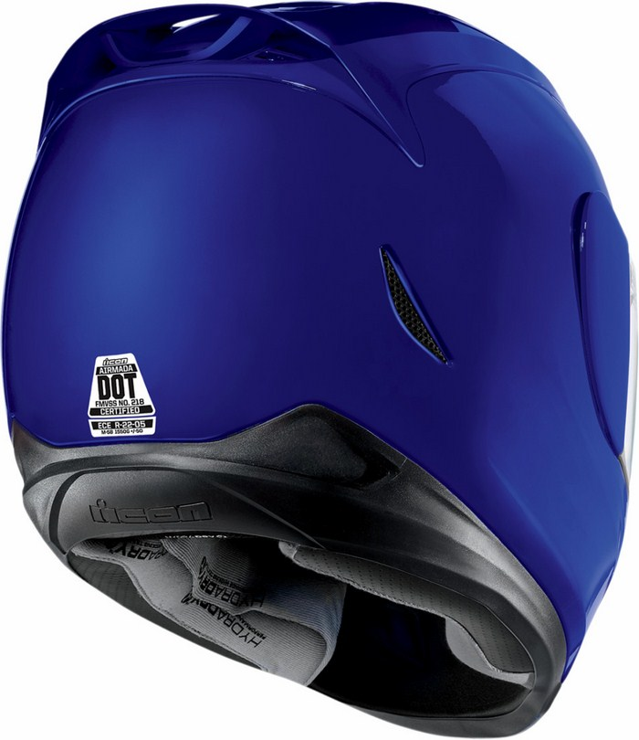 Casco integrale Icon Airmada Gloss Blu