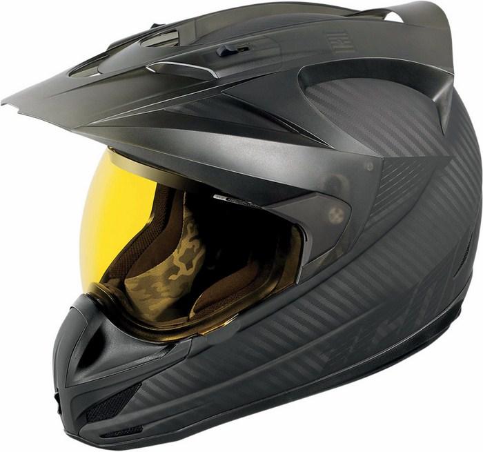 Icon Variant Helmet Full Carbon Ghost