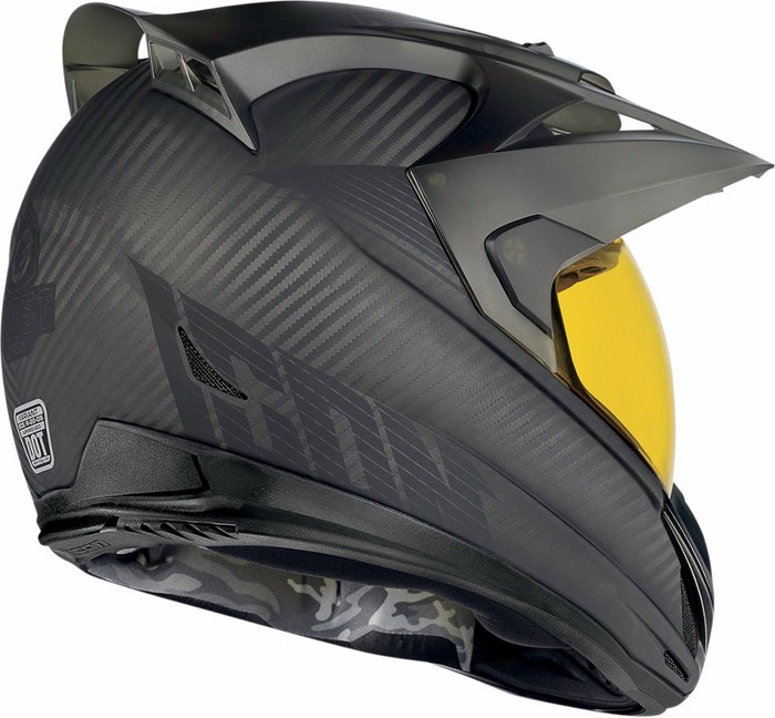 Casco integrale Icon Variant Ghost Carbon