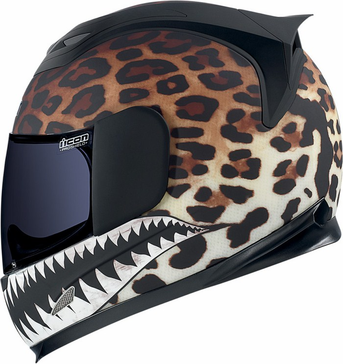 Icon Airframe Full Face Helmet Sauvetage