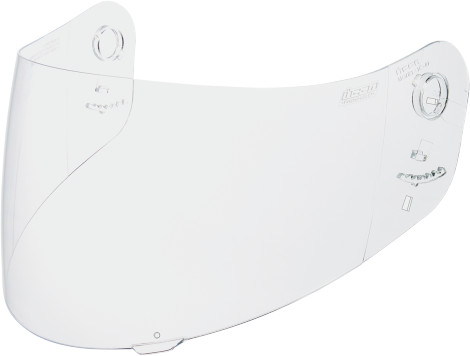 Clear visor for Icon Airframe and Alliance