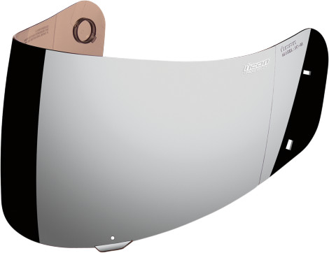 Visor Silver Icon Airframe and Alliance for