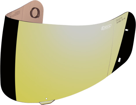 Icon Airframe and gold visor for Alliance
