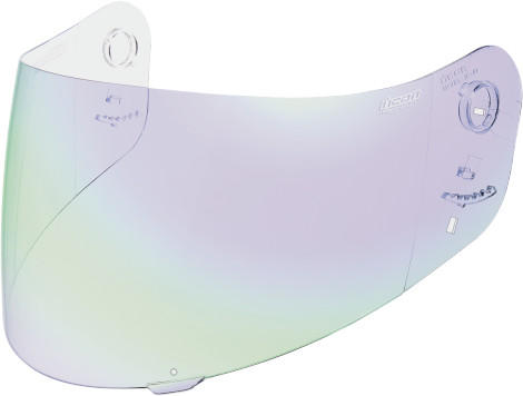 Chameleon Icon Visor for Airframe and Alliance