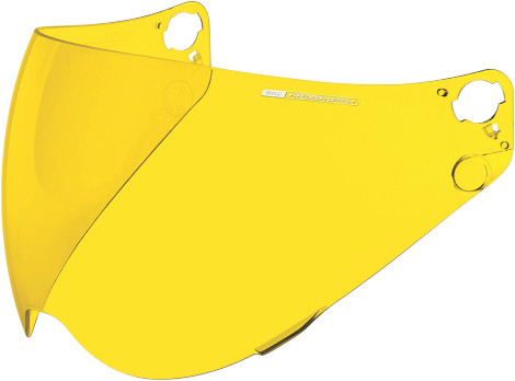 Yellow Icon Visor for Variant