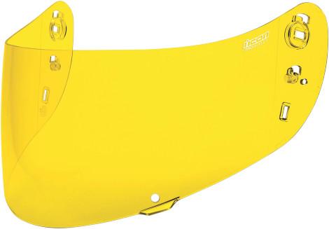 Visiera gialla Icon per Airmada