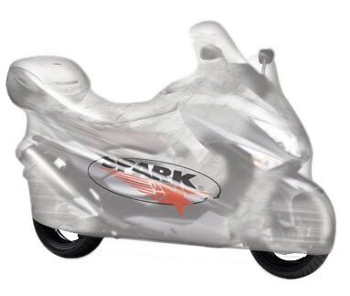 Waterproof cover scooter Spark 0231 for 250 400cc
