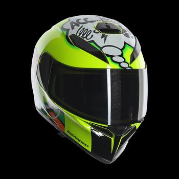 Agv K-3 SV misano 2011 full face helmet