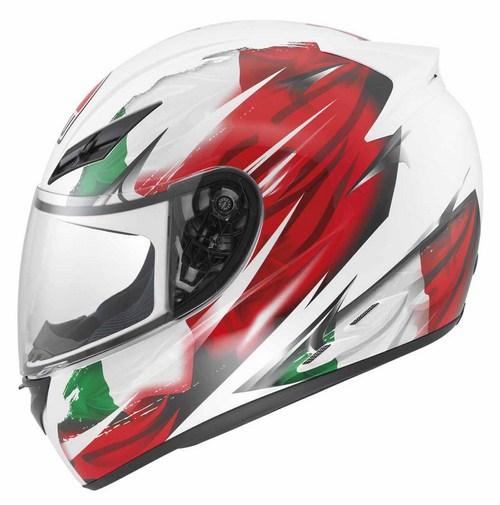 Casco moto Agv K-3 Multi Italy Flag