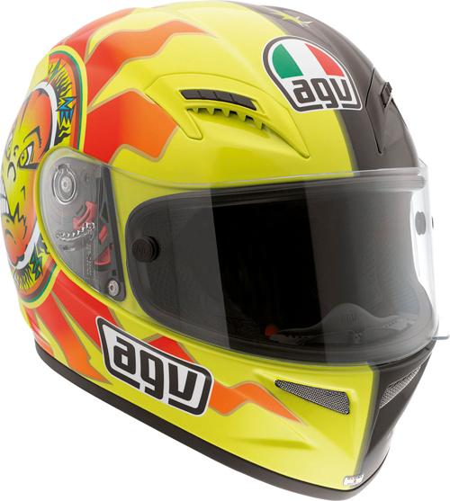 Agv Grid Top Sun and Moon 96 full-face helmet